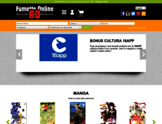 gp-publishing.fumetto-online.it screenshot