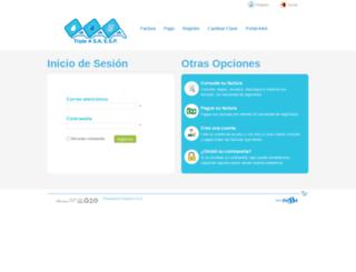 gp.aaa.com.co screenshot