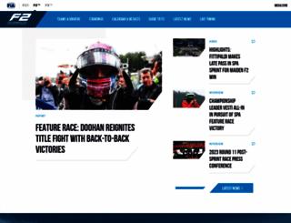 gp2series.com screenshot