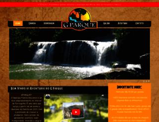 gparque.com.br screenshot