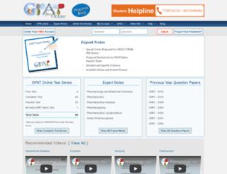 gpatonline.com screenshot