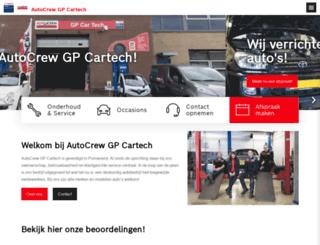 gpcartech.nl screenshot
