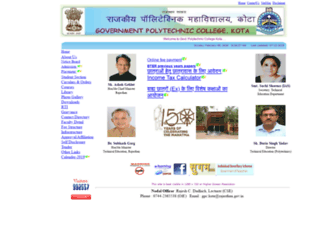 gpck.rajasthan.gov.in screenshot