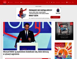 gpcodziennie.pl screenshot