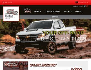 gpcperformance.com screenshot