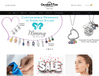 gpjewelers.com screenshot