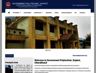gpkapkot.org.in screenshot