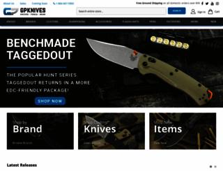 gpknives.com screenshot