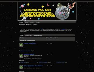 gpkug.com screenshot