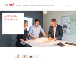gpl.de screenshot