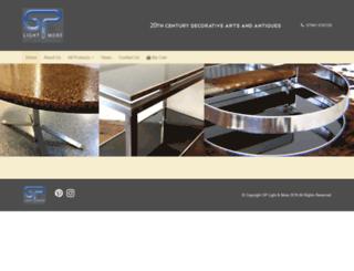 gplightandmore.com screenshot