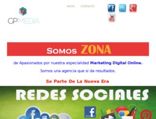 gpmedia.com.mx screenshot