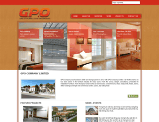 gpo-interior.com screenshot
