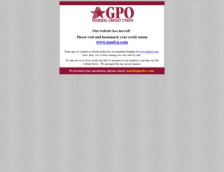 gpoconnect.com screenshot