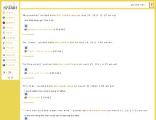 gprime.net screenshot