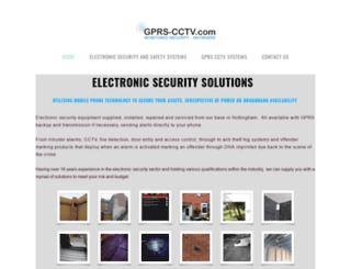 gprs-cctv.com screenshot