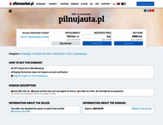 gps.pilnujauta.pl screenshot