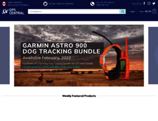 gpscentral.com screenshot