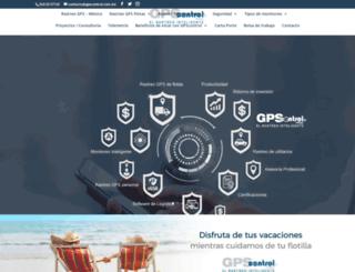 gpscontrol.com.mx screenshot