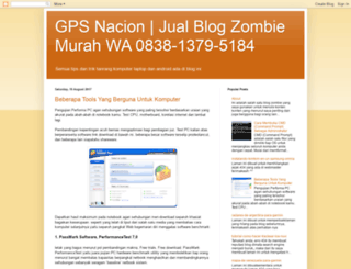 gpsnacion.blogspot.com screenshot