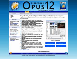 gpsoft.com.au screenshot