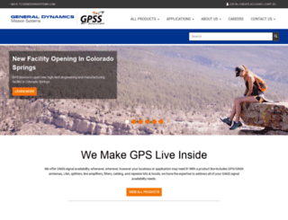gpssource.com screenshot