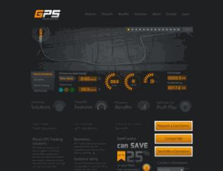 gpsts.co.za screenshot