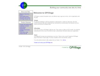 gpvillage.com screenshot