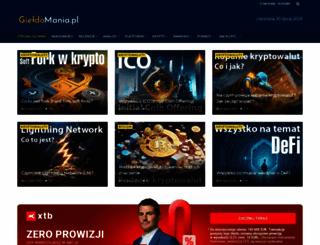 gpwinfostrefa.pl screenshot