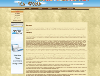 gr.ika-world.com screenshot