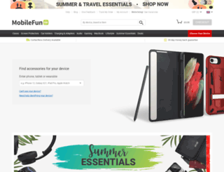 gr.mobilefun.com screenshot