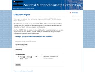 gr.nationalmerit.org screenshot