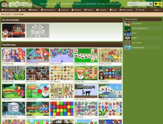 gra-w-strzalki.grajteraz.pl screenshot