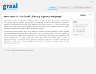graal.com.pl screenshot