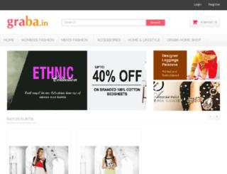 graba.in screenshot