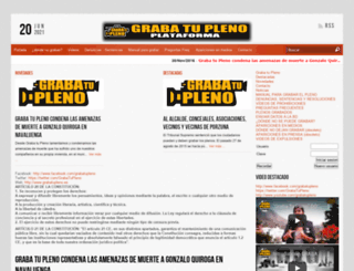 grabatupleno.com screenshot