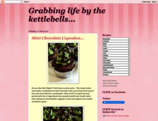 grabbinglifebythekettlebells.blogspot.ie screenshot