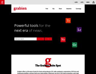 grabien.com screenshot