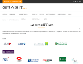 grabituae.com screenshot