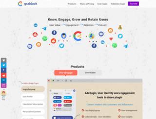 grablook.com screenshot