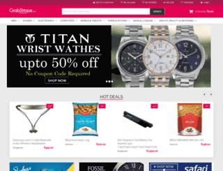 grabshope.com screenshot