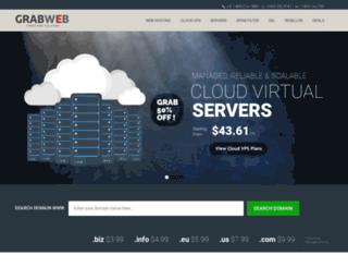 grabweb.net screenshot