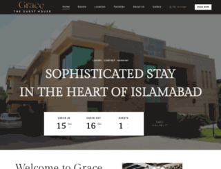 graceguesthouse.com screenshot