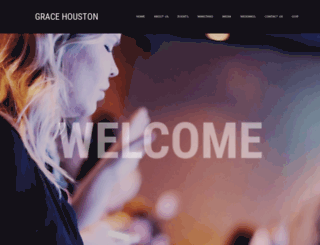 gracehouston.org screenshot
