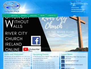 graceriver.org screenshot