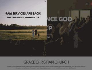 gracesterling.com screenshot