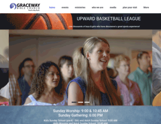 gracewaybc.org screenshot