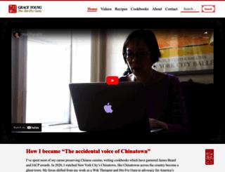 graceyoung.com screenshot