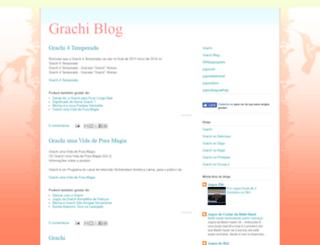 grachi-blog.blogspot.com.br screenshot