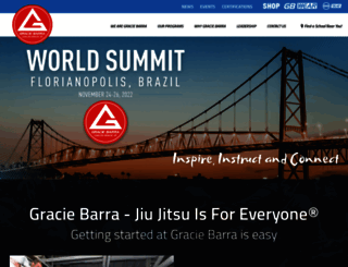graciebarra.com screenshot
